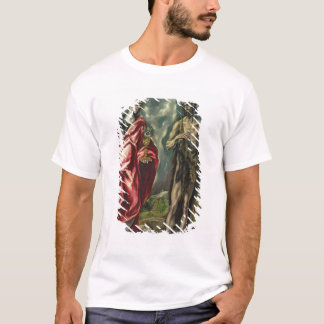St John the Evangelist and St. John the Baptist T-Shirt