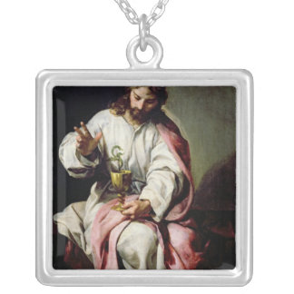 St. John the Evangelist and the Poisoned Cup Custom Jewelry