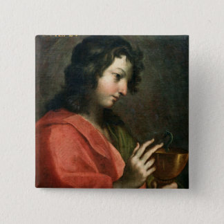 St. John the Evangelist Button