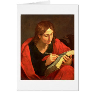 St. John the Evangelist Card