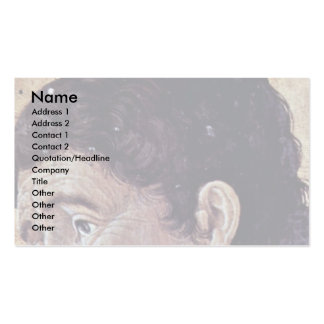 St. John The Evangelist Detail Double-Sided Standard Business Cards (Pack Of 100)