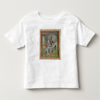 St. John the Evangelist, from the Ebbo Gospels Toddler T-shirt