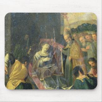 St John the Evangelist Mouse Pad