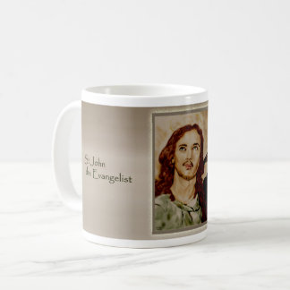 St. John the Evangelist mug