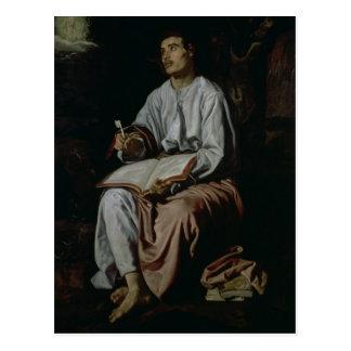 St. John the Evangelist on the Island of Postcard