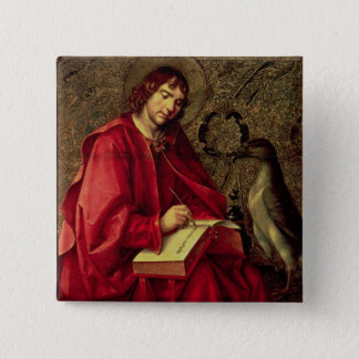 St. John the Evangelist Pinback Button