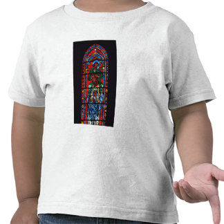St. John the Evangelist riding the shoulders of Ez Tee Shirts