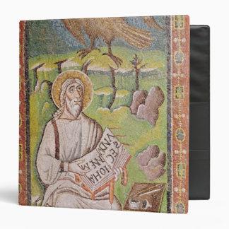 St. John the Evangelist Vinyl Binder