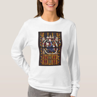 St. John the Evangelist writing the Apocalypse T-Shirt