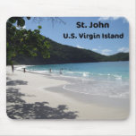 St. John, U.S. Virgin Island Mouse Pad