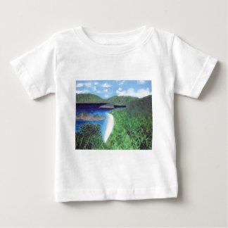 St John, US Virgin Islands Beach View Baby T-Shirt