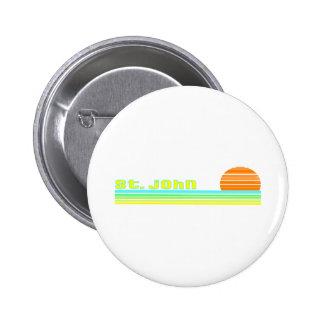 St. John, US Virgin Islands Button