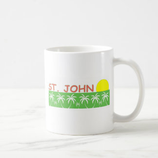 St. John, US Virgin Islands Coffee Mug