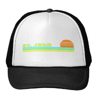 St. John, US Virgin Islands Trucker Hat