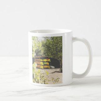 St. John USVI Classic White Coffee Mug