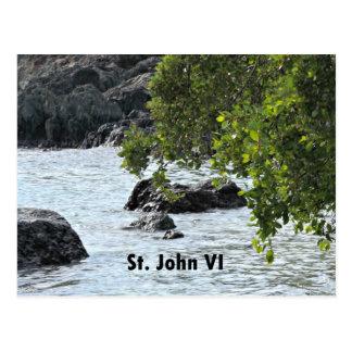 St. John VI Postcard