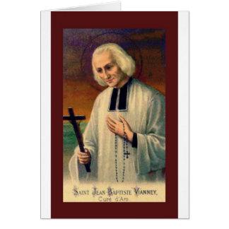St. John Vianney Greeting Cards