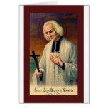 St. John Vianney Felicitación