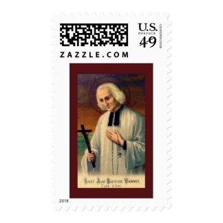 St. John Vianney Stamp