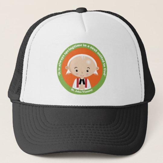 St. John Vianney Trucker Hat