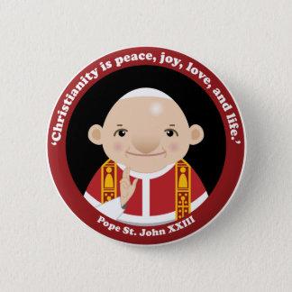 St. John XXIII Button