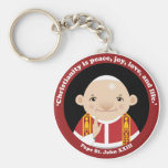 St. John XXIII Llaveros
