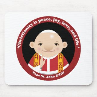 St. John XXIII Mouse Pad