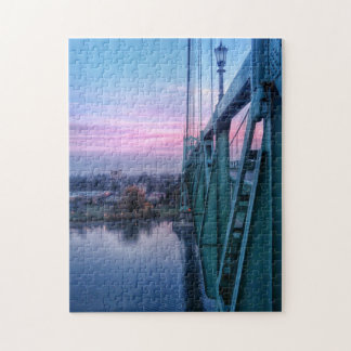 St Johns Bridge Side Jigsaw Puzzle