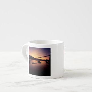 St Johns Bridge Sunset Espresso Cup