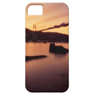 St Johns Bridge Sunset iPhone SE/5/5s Case
