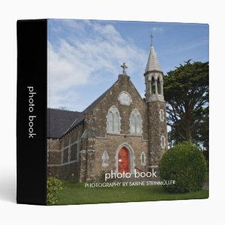 St. John's Chapel Photo Book  Binder