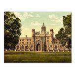 St. John's College, Cambridge, England classic Pho Postcards