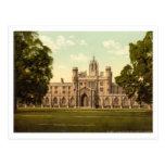 St. John's College, Cambridge, England Post Card