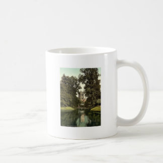 St. John's College, chapel from the river, Cambrid Mugs
