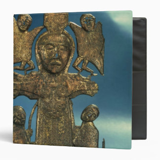 St. John's Crucifixion Plaque, late 7th Century 3 Ring Binders