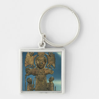 St. John's Crucifixion Plaque, late 7th Century Keychain