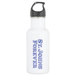 St. Johns Forever - Bevel Basic Water Bottle