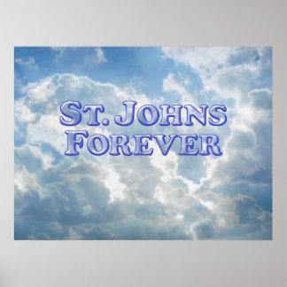 St. Johns Forever - Poster