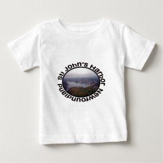 St. John's Harbor, Newfoundland Baby Clothes Baby T-Shirt