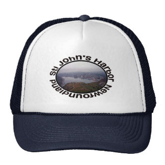 St. John's Harbor, Newfoundland Hat