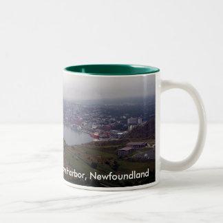St. John's Harbor, Newfoundland Mug