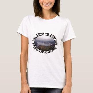 St. John's Harbor, Newfoundland Womens Shirt