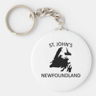 St. John's Keychain