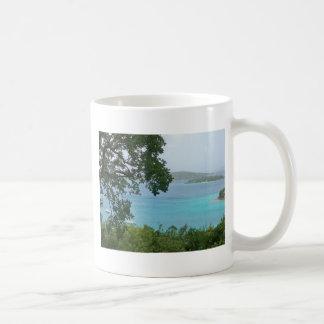 St. John's Classic White Coffee Mug