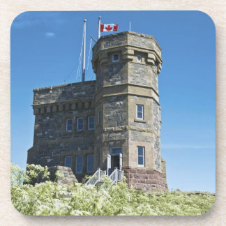 St. John's, Newfoundland, Canada, Cabot Tower, Drink Coaster