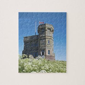 St. John's, Newfoundland, Canada, Cabot Tower, Jigsaw Puzzle