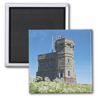 St. John's, Newfoundland, Canada, Cabot Tower, Magnet