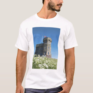 St. John's, Newfoundland, Canada, Cabot Tower, T-Shirt