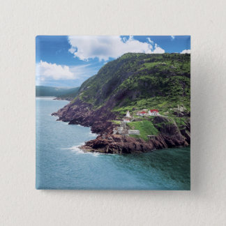 St. John's, Newfoundland, Canada, historic Fort Button