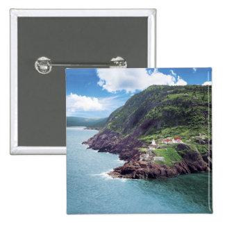 St. John's, Newfoundland, Canada, historic Fort Button